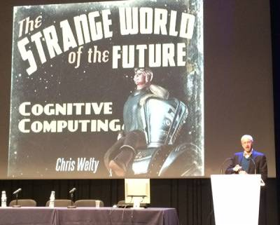 Chris Welty, Google Research